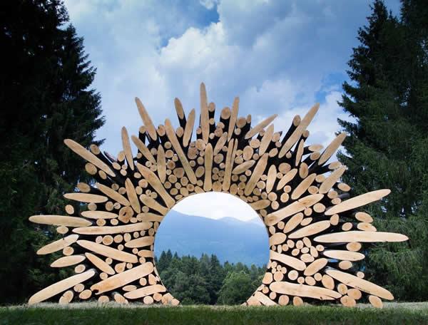 arte sella val di sella valsugana arte contemporanea vacanza in trentino